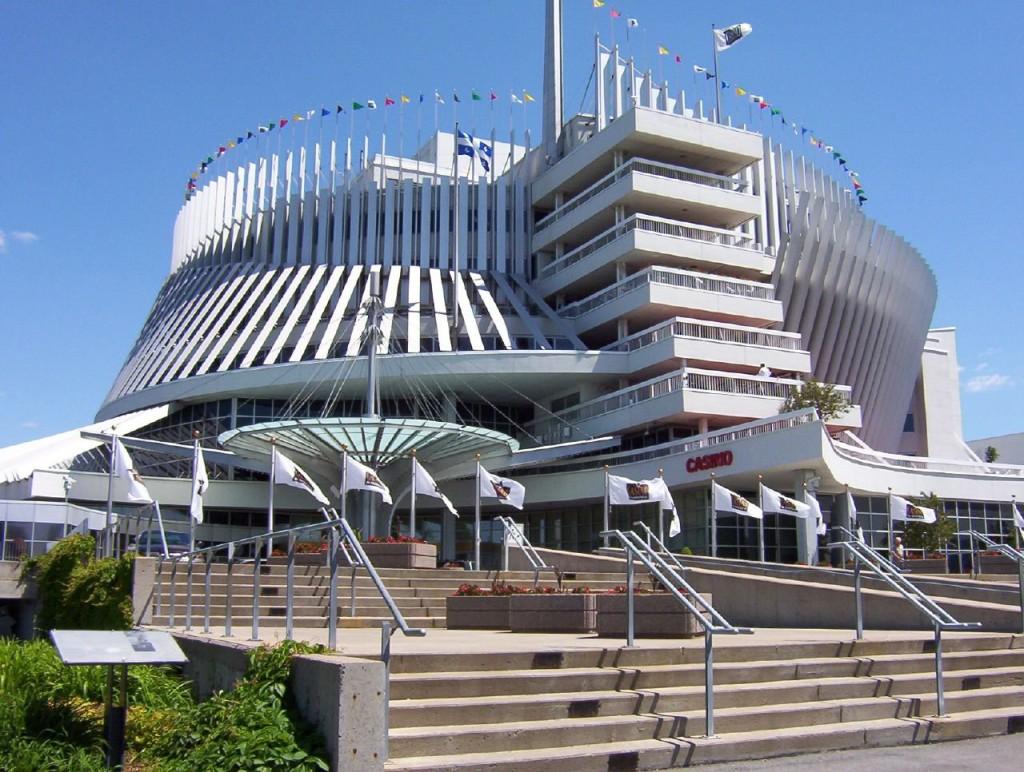 Daca ajungi in Montreal, poti vizita si Cazinoul