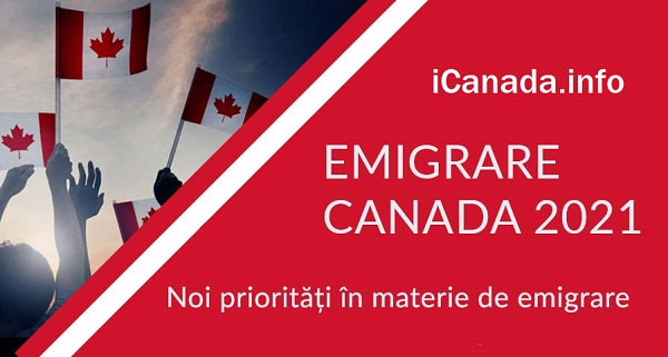 Emigrare Canada - 2021